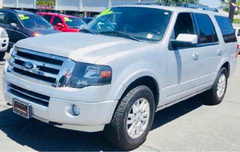 2014 Ford Expedition for sale at ALBUQUERQUE AUTO OUTLET in Albuquerque NM
