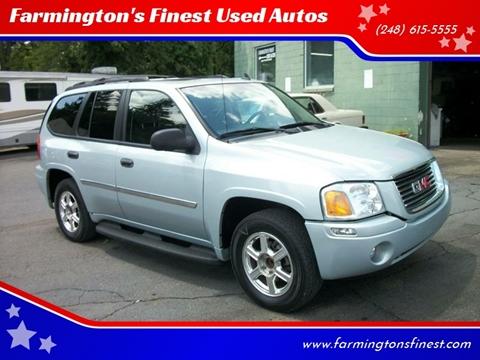 2008 GMC Envoy for sale in Farmington, MI