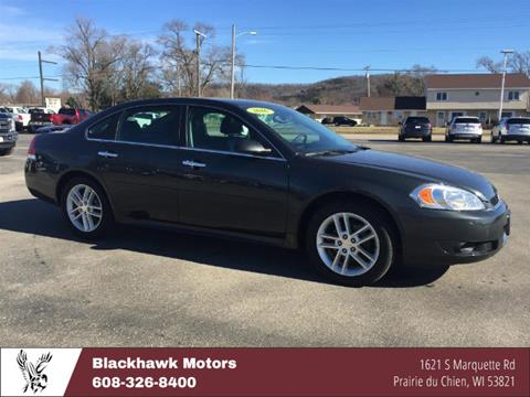 2016 Chevrolet Impala Limited for sale in Praire Du Chien WI