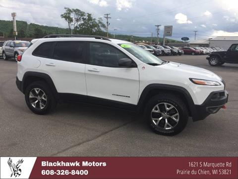 2017 Jeep Cherokee for sale in Praire Du Chien WI
