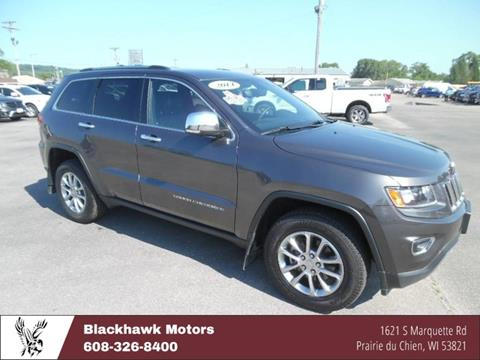 2014 Jeep Grand Cherokee for sale in Praire Du Chien WI