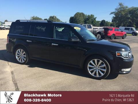 2014 Ford Flex for sale in Praire Du Chien WI