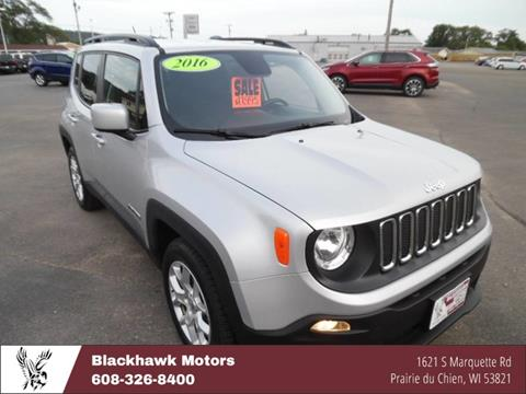 2016 Jeep Renegade for sale in Praire Du Chien WI
