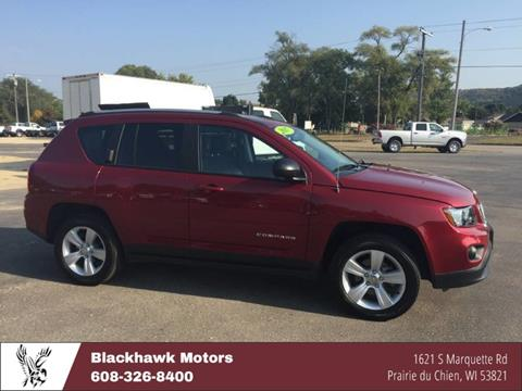 2017 Jeep Compass for sale in Praire Du Chien, WI