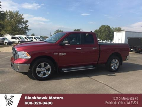 2013 RAM Ram Pickup 1500 for sale in Praire Du Chien WI