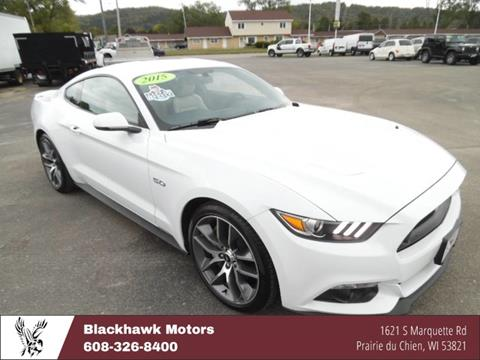 2015 Ford Mustang for sale in Praire Du Chien WI