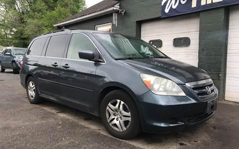 2005 Honda Odyssey for sale in Torrington, CT