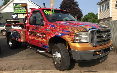 1999 Ford F-450 Super Duty for sale in Torrington, CT