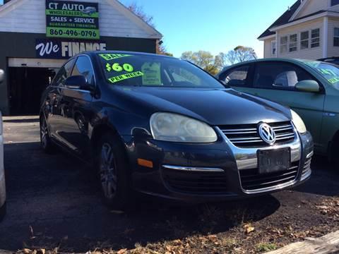 2006 Volkswagen Jetta for sale in Torrington, CT