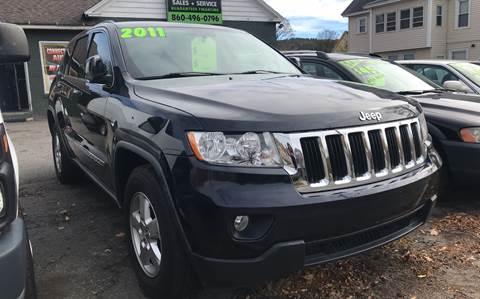 2011 Jeep Grand Cherokee for sale in Torrington, CT