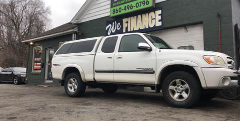 2005 Toyota Tundra for sale in Torrington, CT
