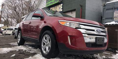 2013 Ford Edge for sale in Torrington, CT