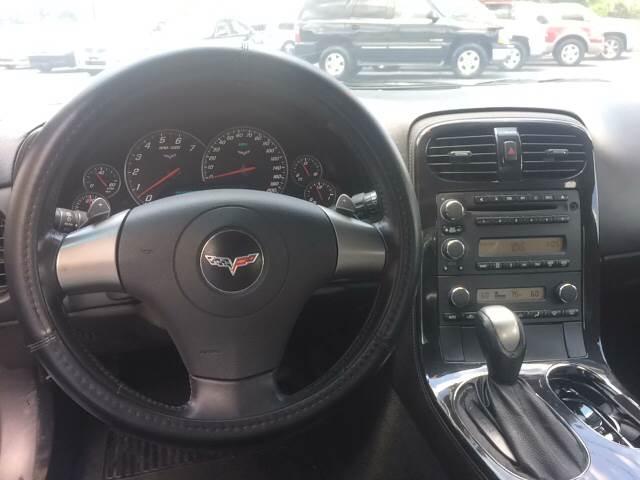 2008 Chevrolet Corvette 2dr Coupe - Doraville GA