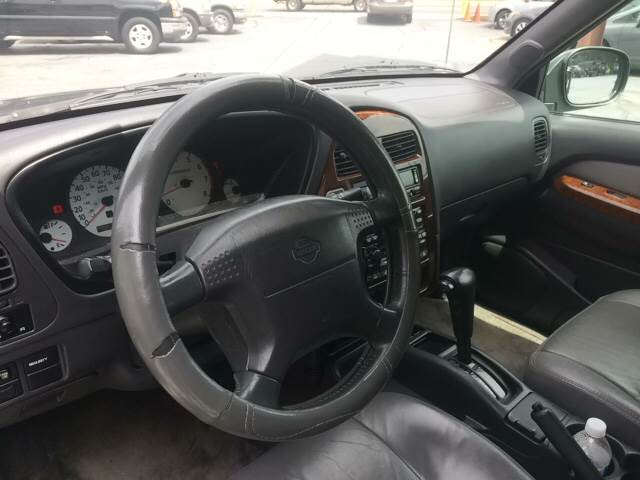 1999 Nissan Pathfinder XE 4dr SUV (1999.5) - Doraville GA