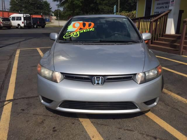 2006 Honda Civic LX 2dr Coupe w/Automatic - Doraville GA