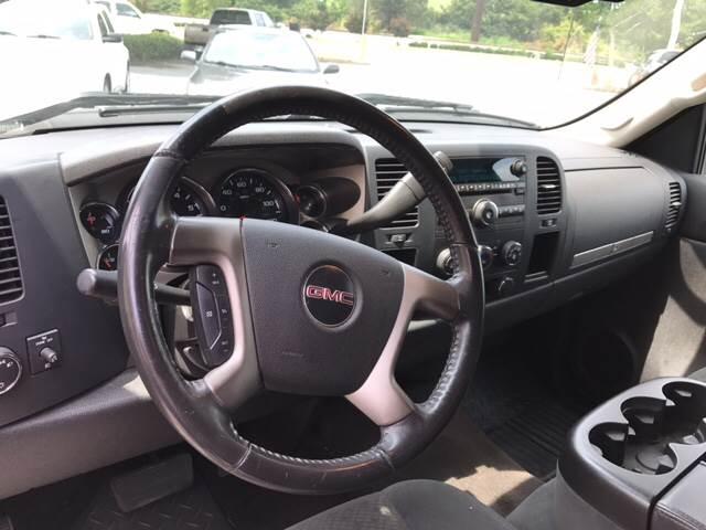 2008 GMC Sierra 1500 2WD Work Truck 4dr Extended Cab 5.8 ft. SB - Doraville GA
