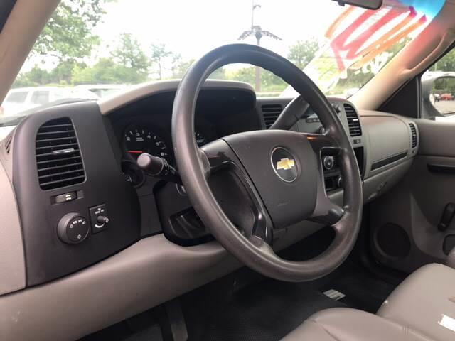 2011 Chevrolet Silverado 1500 4x2 Work Truck 2dr Regular Cab 6.5 ft. SB - Doraville GA