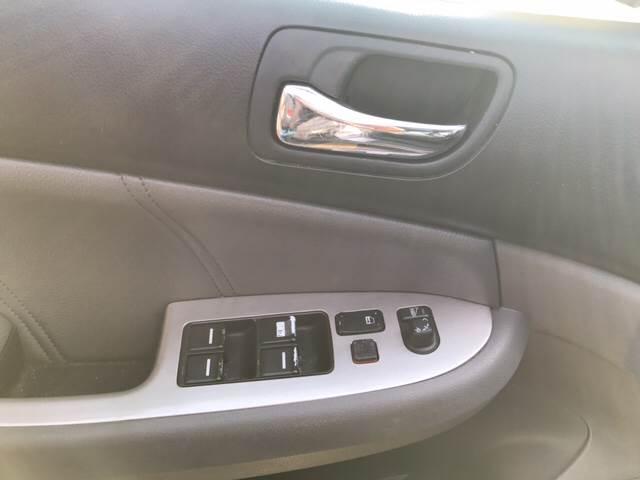 2007 Honda Accord EX-L 4dr Sedan (2.4L I4 5A) - Doraville GA