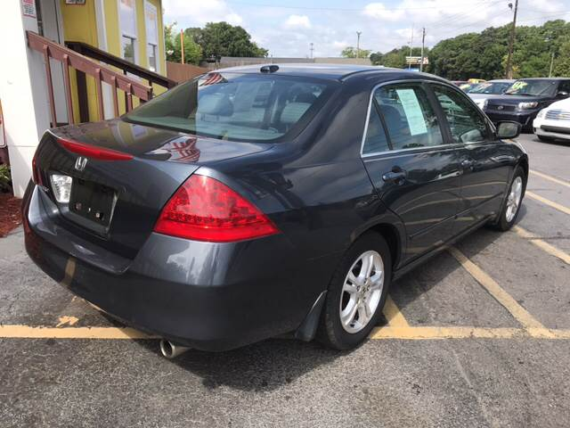 2006 Honda Accord EX 4dr Sedan 5A w/Leather and Navi - Doraville GA