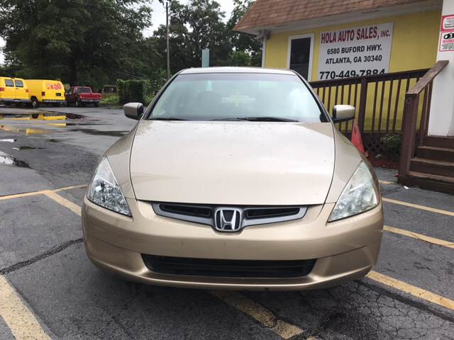 2005 Honda Accord LX 4dr Sedan - Doraville GA