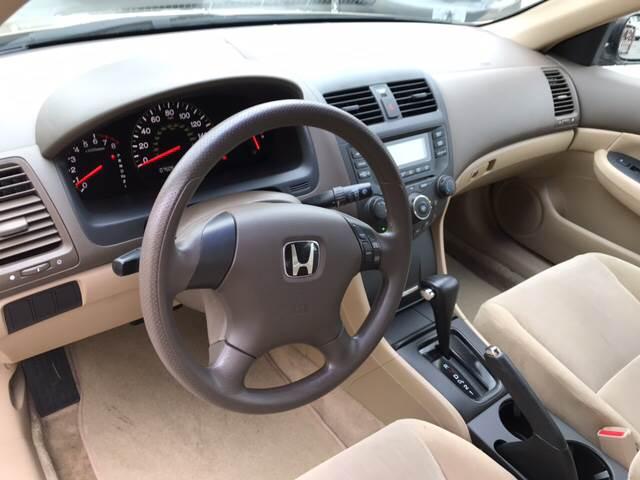 2004 Honda Accord LX 4dr Sedan - Doraville GA