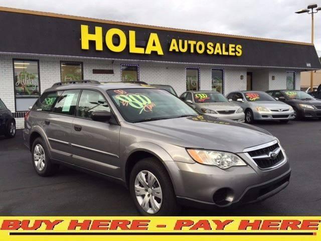 2008 Subaru Outback for sale at Hola Auto Sales in Atlanta GA