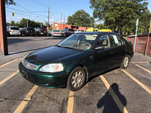 2000 Honda Civic VP 4dr Sedan - Doraville GA