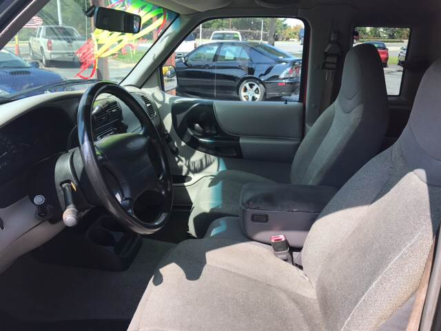 2000 Ford Ranger 2dr XL Extended Cab SB - Doraville GA