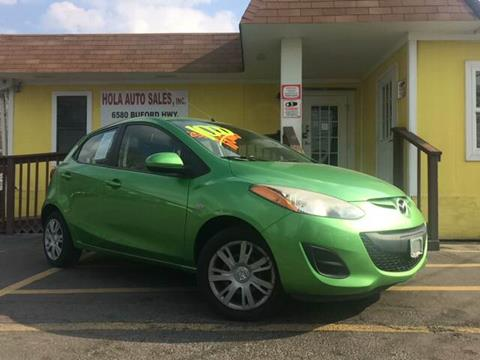 2011 Mazda MAZDA2 for sale in Doraville, GA