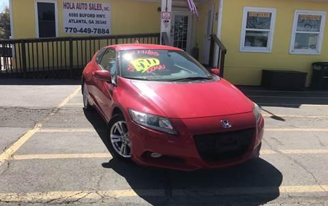 2012 Honda CR-Z for sale in Doraville, GA