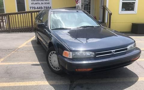1992 Honda Accord for sale in Doraville, GA