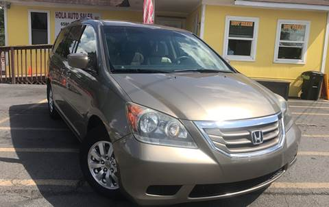0 Honda Odyssey