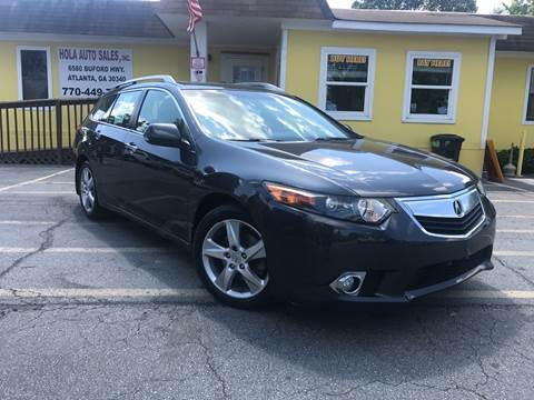 2011 Acura TSX Sport Wagon for sale in Doraville, GA