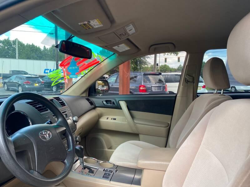 2008 Toyota Highlander 4dr SUV - Doraville GA
