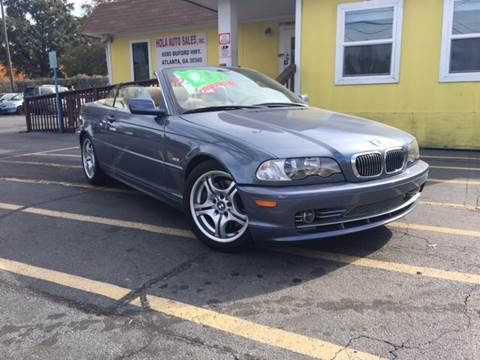 2002 BMW 3 Series for sale in Doraville, GA