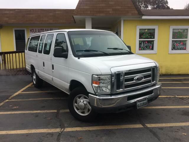 2010 Ford E-Series Wagon E-350 SD XL 3dr Extended Passenger Van - Doraville GA