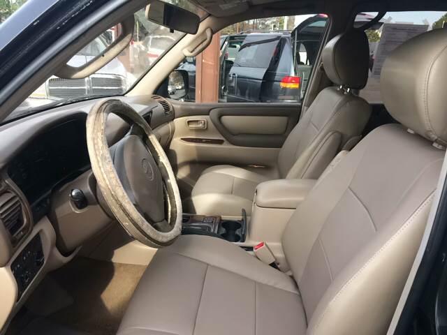 1999 Toyota Land Cruiser AWD 4dr SUV - Doraville GA