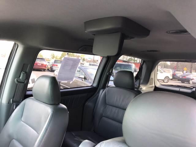 2004 Honda Odyssey 4dr EX-L Mini-Van w/Leather - Atlanta GA