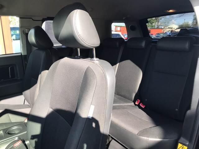 2007 Toyota FJ Cruiser 4dr SUV 4WD (4L V6 5A) - Doraville GA