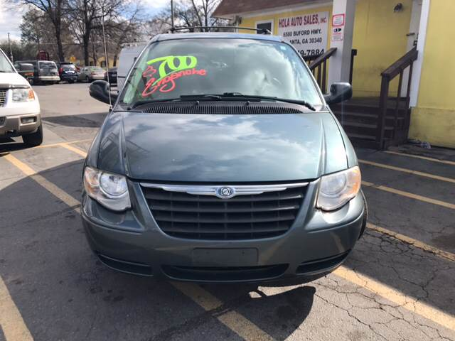 2005 Chrysler Town and Country LX 4dr Extended Mini-Van - Doraville GA