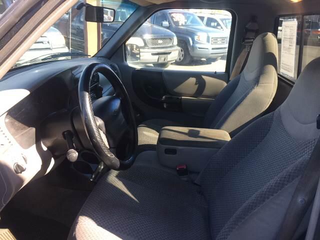 1998 Ford Ranger 2dr XLT Standard Cab LB - Doraville GA