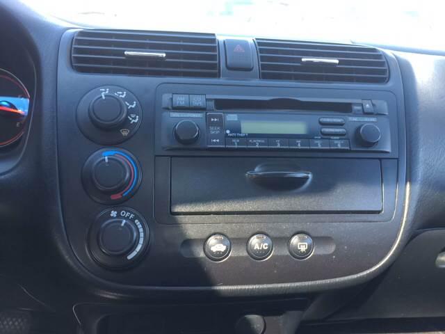 2004 Honda Civic EX 2dr Coupe - Doraville GA