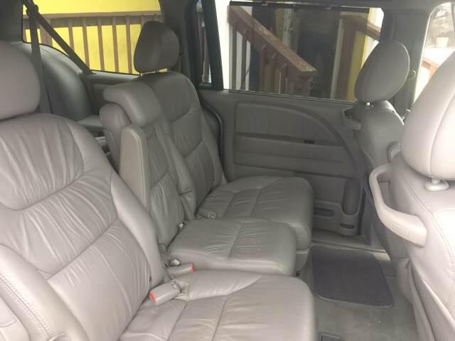 2010 Honda Odyssey EX-L 4dr Mini-Van - Doraville GA