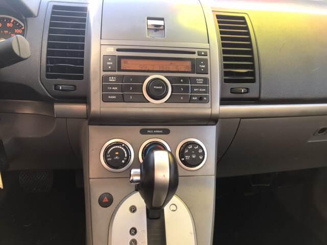 2008 Nissan Sentra 2.0 4dr Sedan - Doraville GA