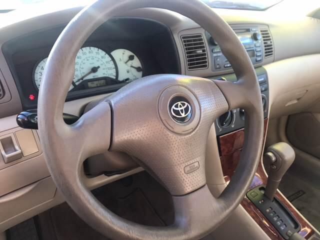 2004 Toyota Corolla LE 4dr Sedan - Doraville GA