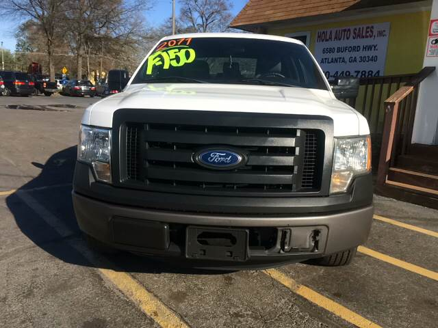 2011 Ford F-150 4x2 XL 4dr SuperCrew Styleside 5.5 ft. SB - Doraville GA