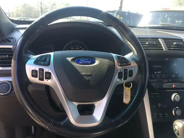 2013 Ford Explorer AWD XLT 4dr SUV - Doraville GA