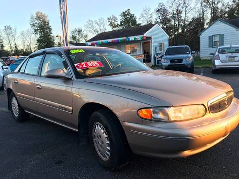 2001 Buick Century for sale in Gettysburg, PA