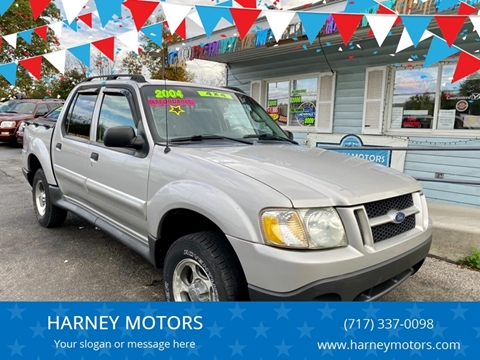 2004 Ford Explorer Sport Trac for sale in Gettysburg, PA