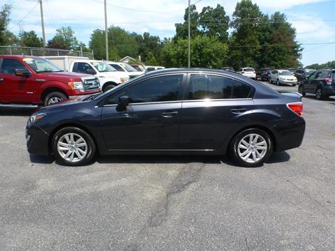 2016 Subaru Impreza for sale in Weaverville, NC